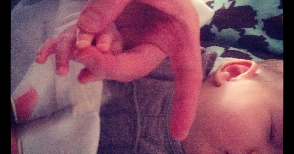 Fingerspitzengefu00fchl Gefragt Babys Nu00e4gel Schneiden